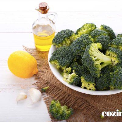 receita de brócolis refogado