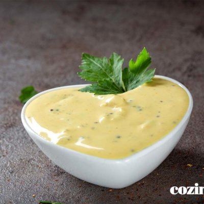 vinagrete de mostarda